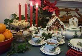 christmas tea party host a christmas tea party