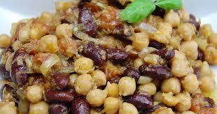 spécialité africaine cuisine sauté de légumineuses recette par tchop afrik a cuisine