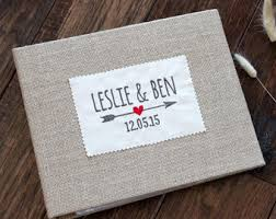 personalized wedding album wedding albums scrapbooks etsy
