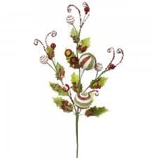 christmas picks christmas decorating idea adding floral picks to your tree