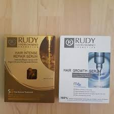 Serum Rudy rudy hadisuwarno hair repair hair growth serum health