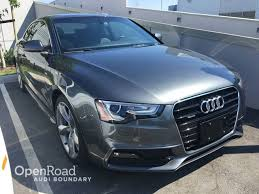 audi a5 for sale vancouver and used audi a5 cars for sale in columbia autocatch
