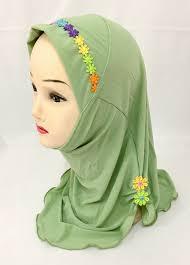 arab wrap ramadan muslim kids caps scarf islamic arab wrap shawls