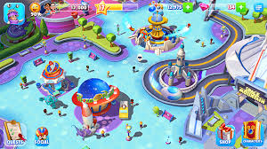 Magic Kingdom Map Orlando by Disney Magic Kingdoms Build Your Own Magical Park Android Apps