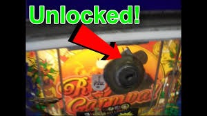 unlocked coin pusher open glass youtube