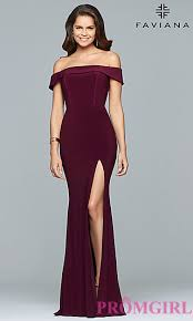Long Dresses For Cocktail Party - long and short 2018 prom dresses promgirl