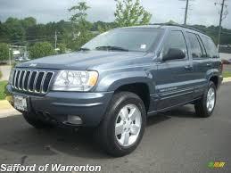 2001 jeep grand limited specs 2001 steel blue pearl jeep grand limited 4x4 17200523