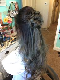 sew in updo hairstyles for prom prom hair half up half down hair pinterest prom hair prom