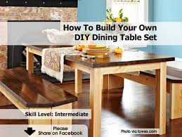 diy dining table set lowes 1200x902 jpg