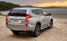 2016 mitsubishi pajero sport seven seater on sale in australia