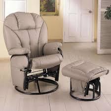Swivel Chair And Ottoman Leather Swivel Chair Ottoman Festcinetarapaca Furniture Two