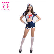Halloween Costumes Sailor Woman Buy Wholesale Sailor Woman Halloween Costume China