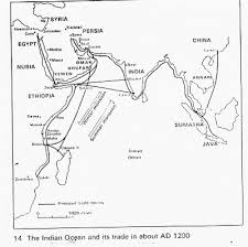 the indian ocean trade a classroom simulation african studies