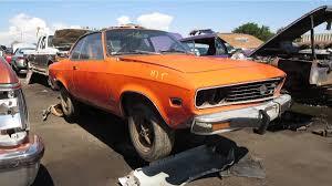 opel colorado junkyard treasure 1975 opel manta autoweek