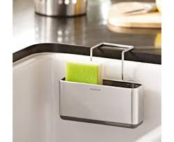 Kitchen Sink Caddy Sponge Holder Sink Sink Organiser - Kitchen sink sponge holder