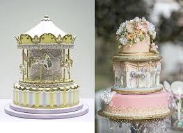 carousel cakes u0026 tutorials cake geek magazine