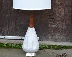 Midcentury Modern Lamps - mid century modern lamp etsy