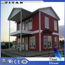 Low Cost House by Low Cost Duplex Prefab House Kits For Ready Buy Prefab House