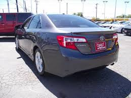 2012 toyota camry se 4dr sedan in san antonio tx luna car center