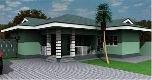 4 Bedroom Homes House Plans Ghana 3 4 5 6 Bedroom House Plans In Ghana