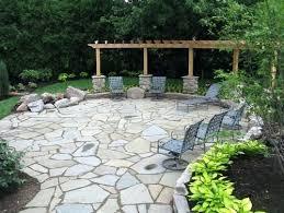 Front Patio Designs by Natural Stone Patio Designs U2013 Smashingplates Us