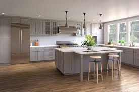 light gray kitchen cabinets light grey shaker discount kitchen cabinets rta