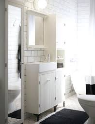 mirror medicine cabinet ikea ikea bathroom storage a white bathroom with narrow wash basin