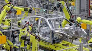 porsche factory panamera new standards in production