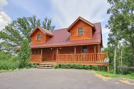 Bedroom Tennessee Vacation Cabin - 5 bedroom cabins in pigeon forge tn