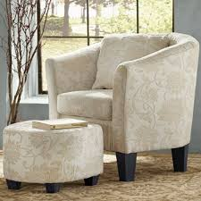 Accent Chair And Ottoman Crestview Accent Chair Ottoman From Seventh Avenue D840613
