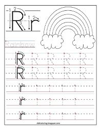 Letter Recognition Worksheets Printable Letter R Worksheets U2013 Imvcorp