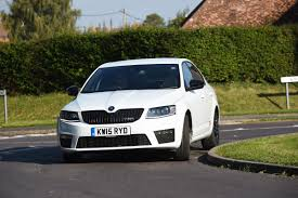 skoda octavia vrs 230 review auto express