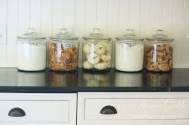 kitchen storage canister canisters on parade stonegable