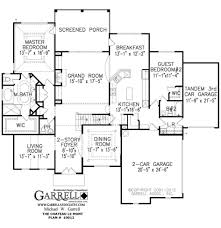 apartments country style open floor plans layout chateau le mont