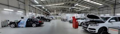 audi approved repair centres see inside glasgow repair centre lookers audi
