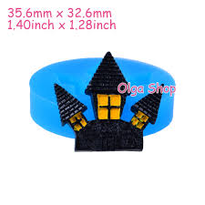 Halloween Haunted House Cake Online Get Cheap Haunted House Craft Aliexpress Com Alibaba Group