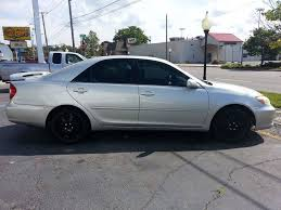 2002 toyota camry tires 2002 toyota camry le 4dr sedan in michigan city in great deals