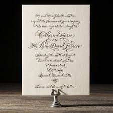 calligraphy invitations classic calligraphy letterpress wedding invitations
