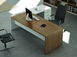 bureau de direction avec retour bureaux de direction kesiolt en bois noyer canaletto achat bureaux