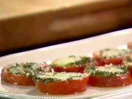 ina garten tomato tomatoes roasted with pesto recipe ina garten pesto and garten