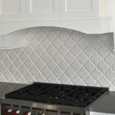 Arabesque Backsplash Tile by Interior Lantern Tile Backsplash Glazed Ceramic Tile Backsplash