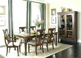 used dining room set thomasville dining table dining room set spellbound dining furniture