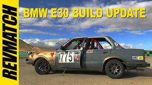 track bmw build bmw e30 build to test it out at the track