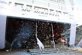 msc cruises announces commencement of u201cmeraviglia plus u201d cruise