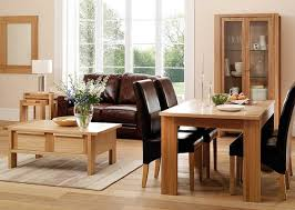 Light Oak Dining Room Chairs Contemporary Oak Furniture Josep Homes Collection