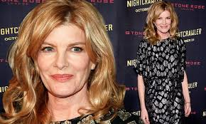 renee russo hair thomas crown affair rene russo 60 reveals she works out every day and admits to