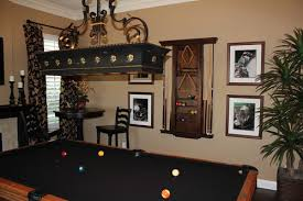 Pool Room Decor Mesmerizing Billiards Room Decor 21 On Interior Designing Home