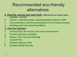 green building materials techniques3 nov 2009spm