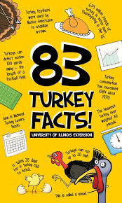 83 turkey facts for your amusement this thanksgiving great for
