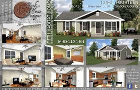 Houseplans Llc by Fine Habitat For Humanity House Plans Palladium Intended Design